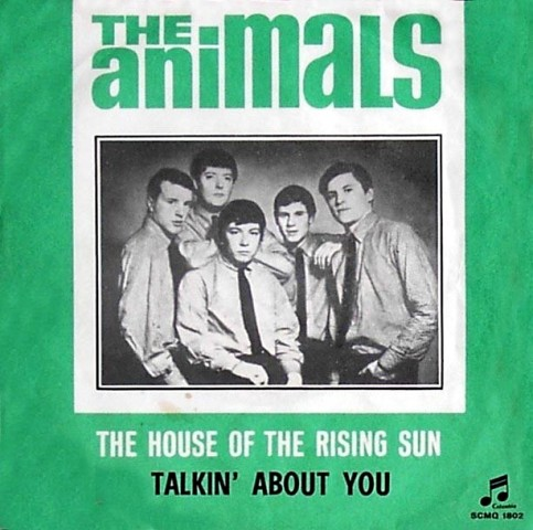 House Of The Rising Sun Animals 28 Images The Animals