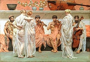 Albert Joseph Moore - The Quartet
