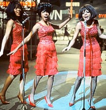 Diana Ross & The Supremes in concerto